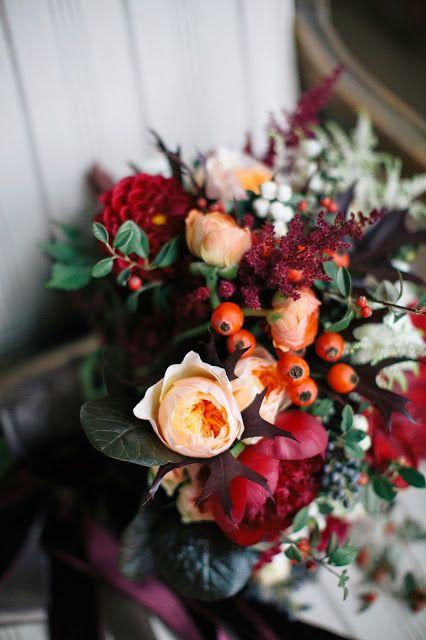 Les fleurs megan braemore photography fall bridal for Fleurs amaryllis bouquet
