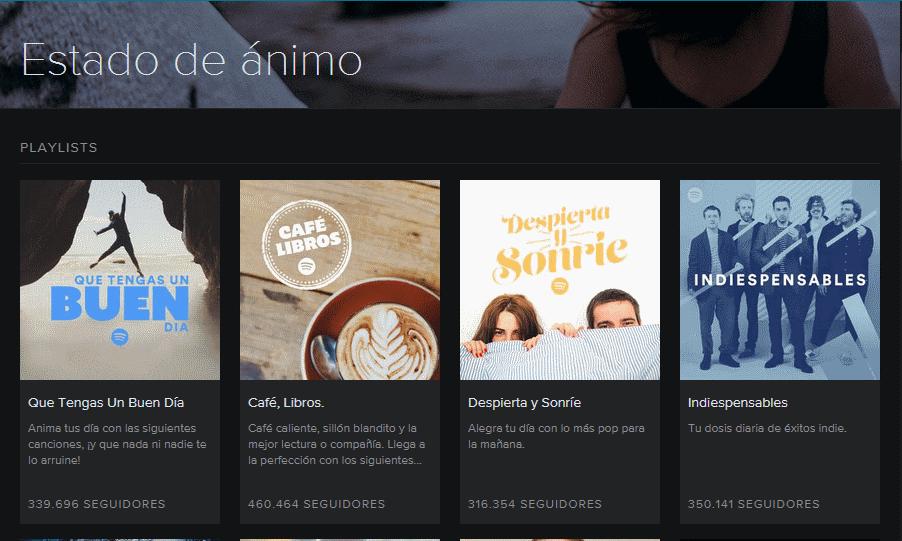 spotify y marketing de contenido industria musical http://promocionmusical.es/