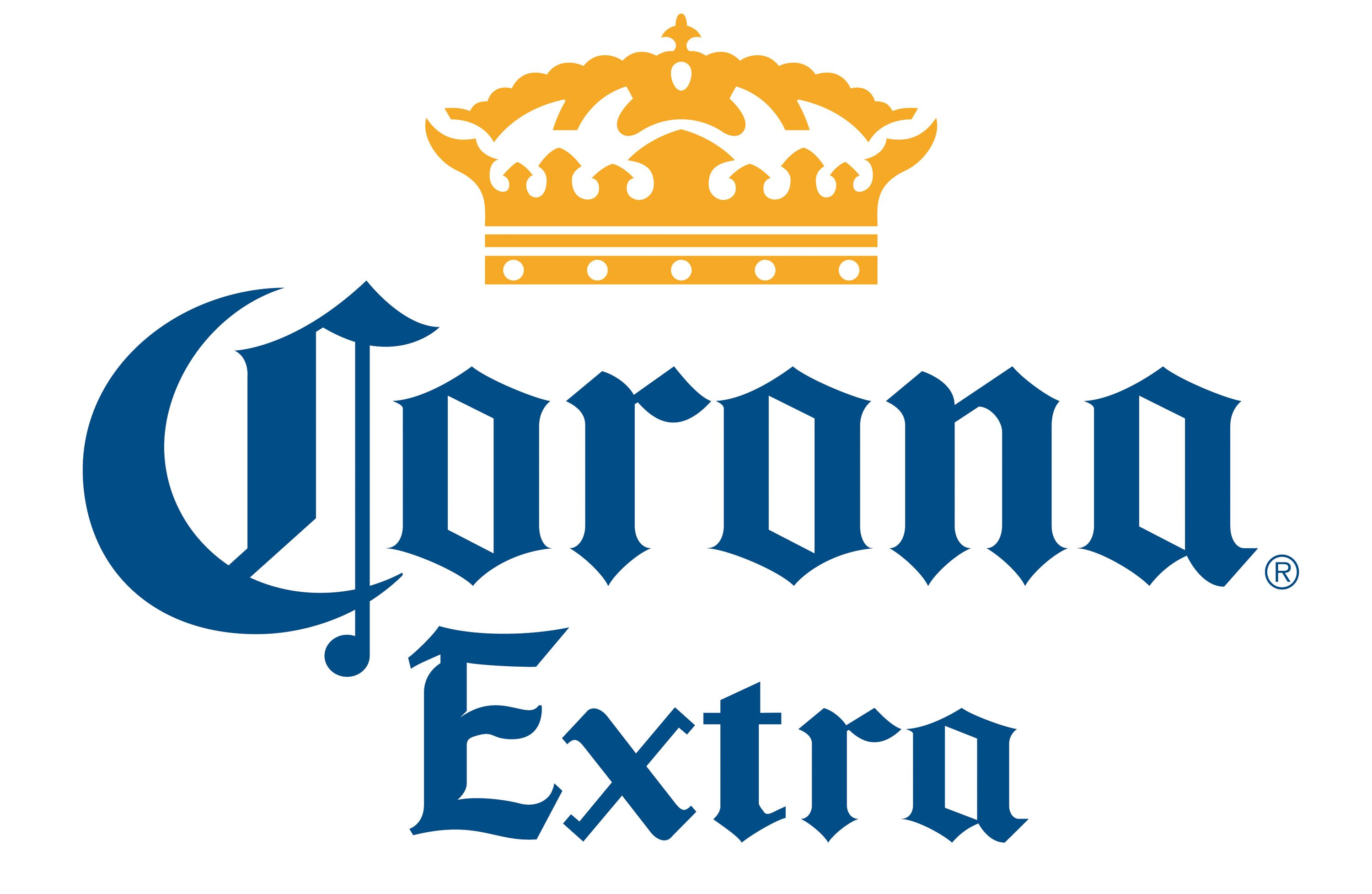 The Font Fits Very Well With The Design Of The Crown It Gives It An Antiquated Look Corona Beer Bottle Drawing Bottle Drawing