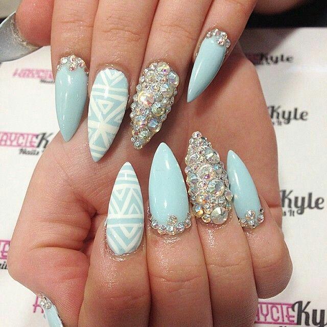 Pin By Rufaro Sandinga On Nails Pinterest Nail Nail Manicure