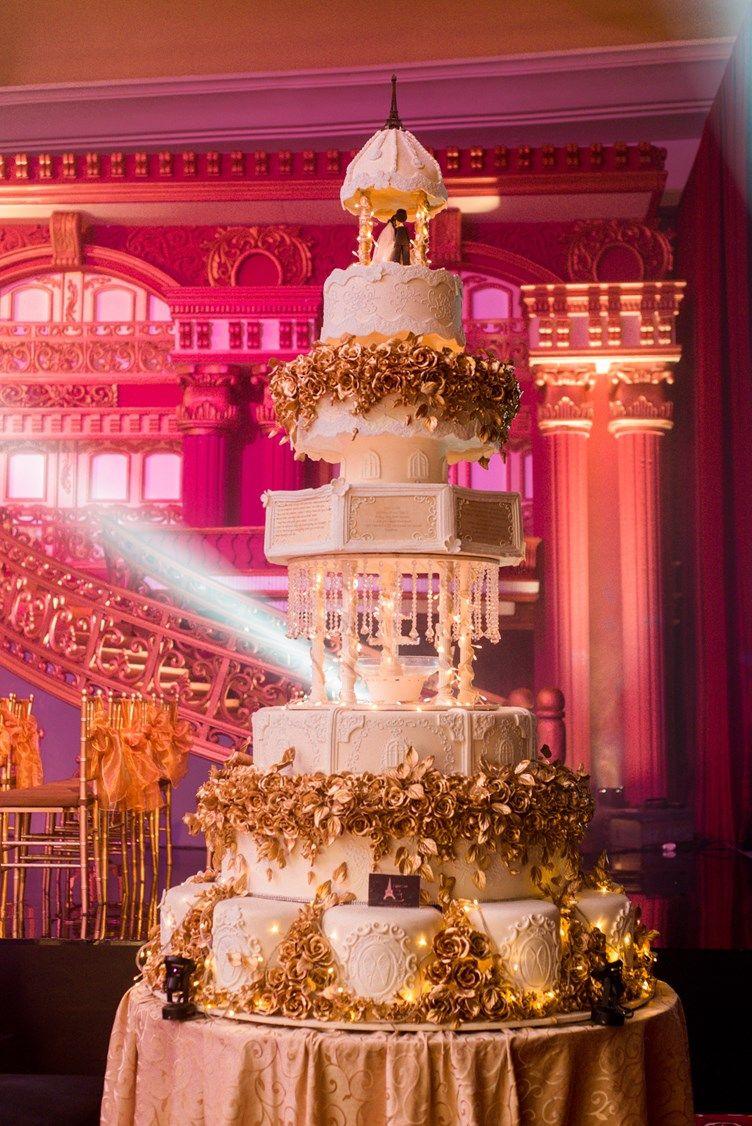 Sabyasachi Inspired Ritz Carlton Wedding {Jakarta, Indonesia ...