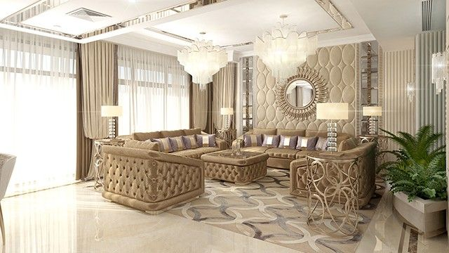 Discover The Interior Design Of Penthouses Around The World These Illustration Will G Apartment Interior Design Luxury Interior Design Interior Design Gallery