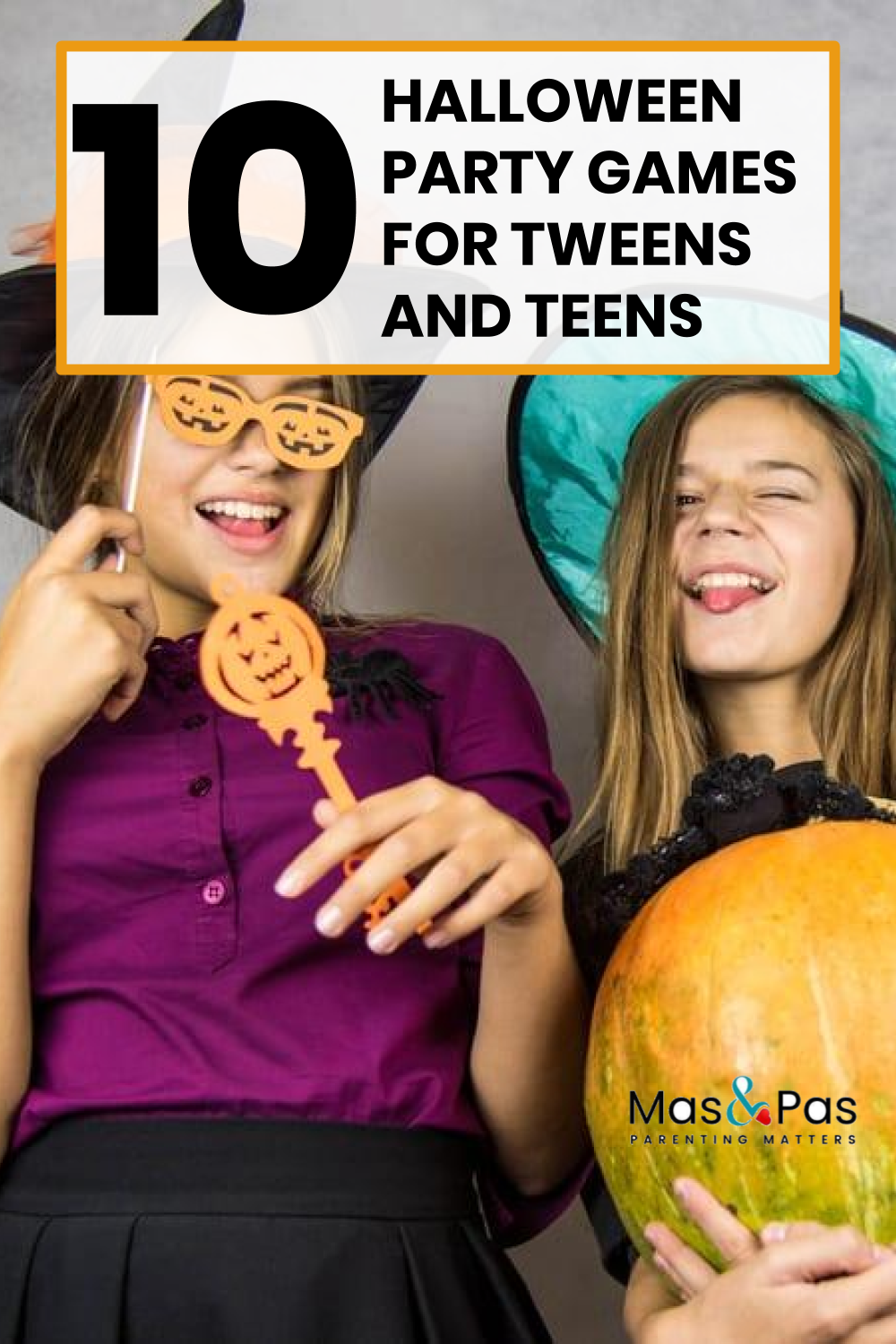 10 spookily fun Halloween party games for Tweens and Teens