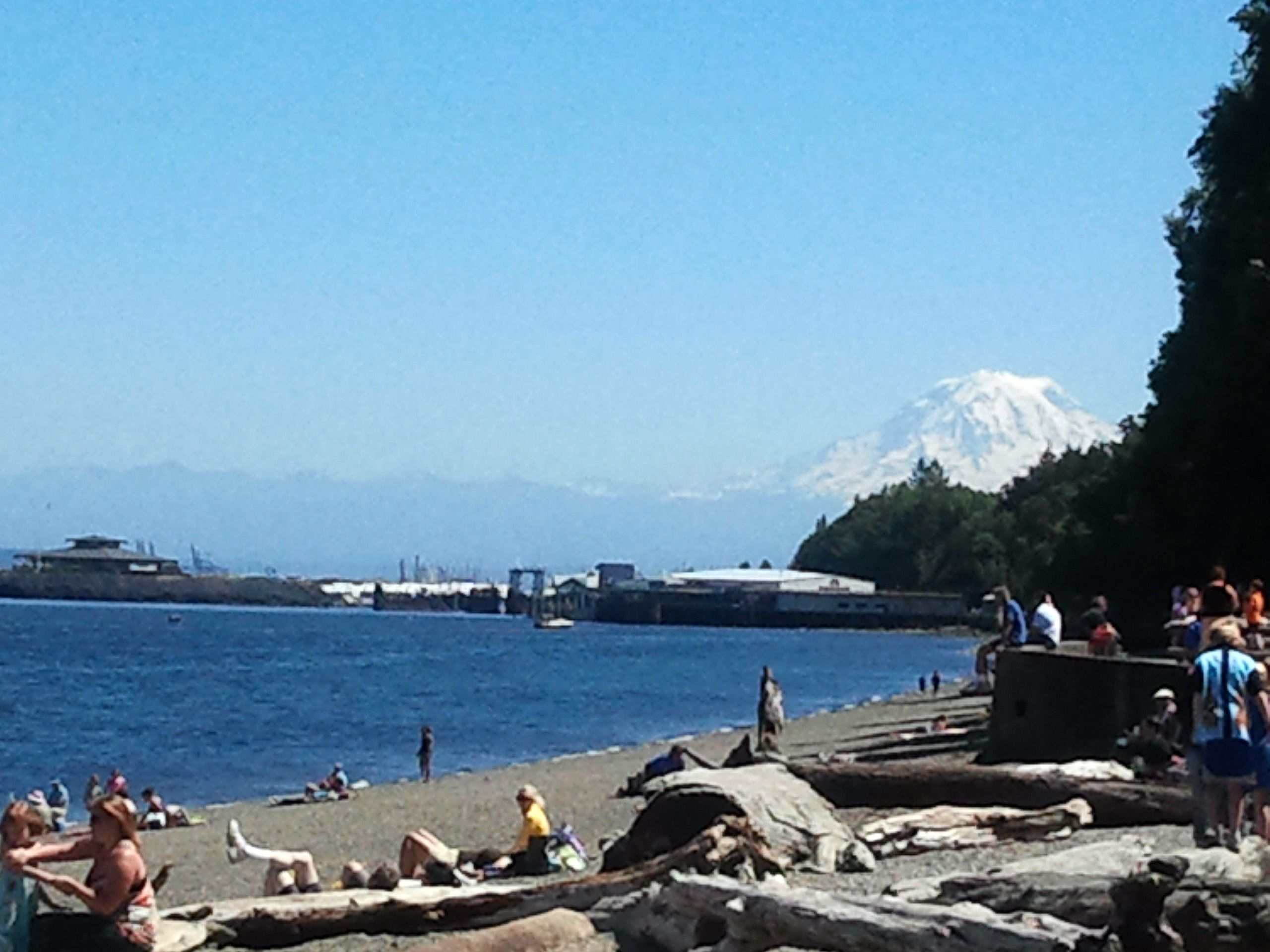Owen Beach ~ Point Defiance Park, Tacoma WA | Travel~Been There Done ...