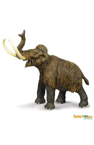 Safari Ltd. Woolly Mammoth Figurine  57cbe9857