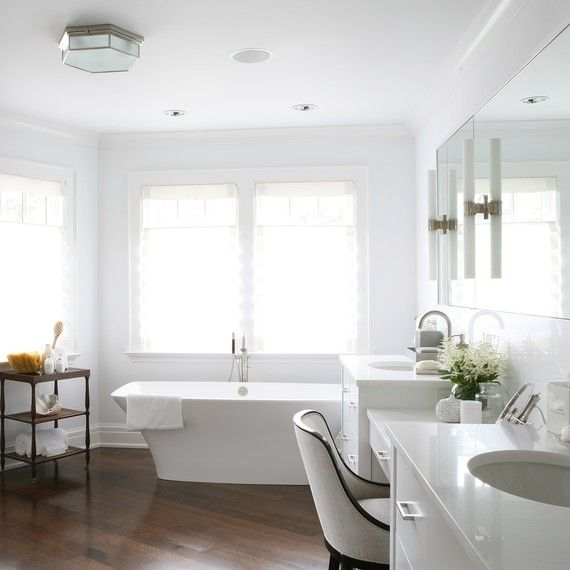 How to Turn Your Bathroom Into a Personal Home Spa | Spa, Soothing ...