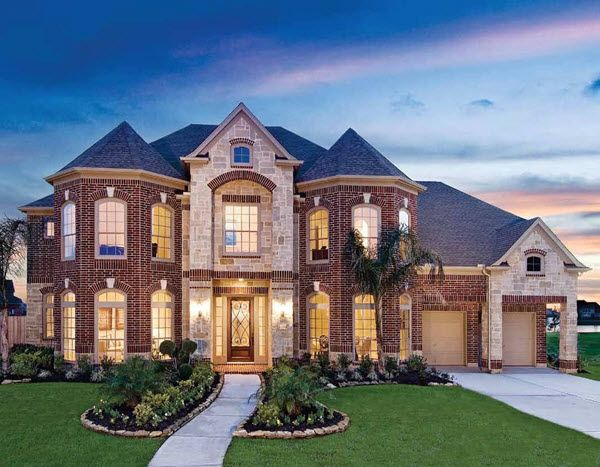 Homes Luxury Homes Dream Houses Dream House Plans New Home Builders