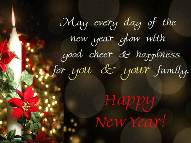 wishing all our loved ones a very happy new year there are 365 new days ahead to look forward to we hope each one is filled with promise love
