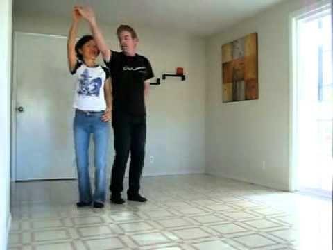 how to cha cha line dance