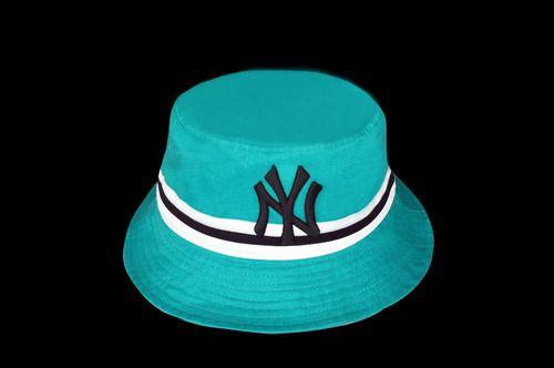 226e57437ff ... new york yankees unisex bucket hat classic fisherman outdoor cap