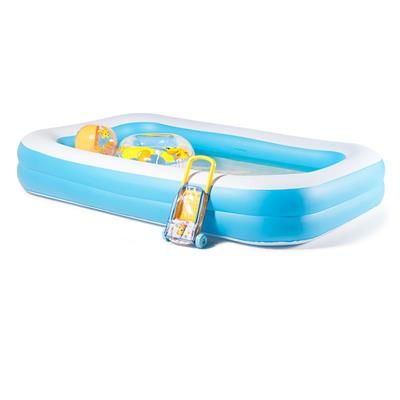 Image for Rectangular Family Pool from Kmart $29 use as ...