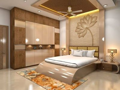 Latest Modern Bedroom Cupboard Design Ideas Wooden Wardrobe Interior