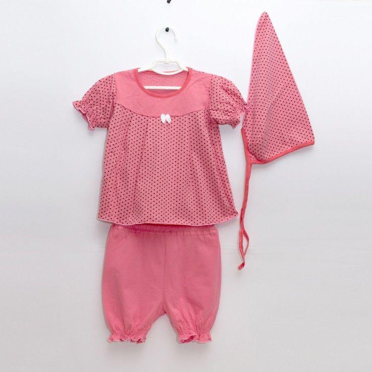 Комплект Туника+шорты+косынка  85aca63899051