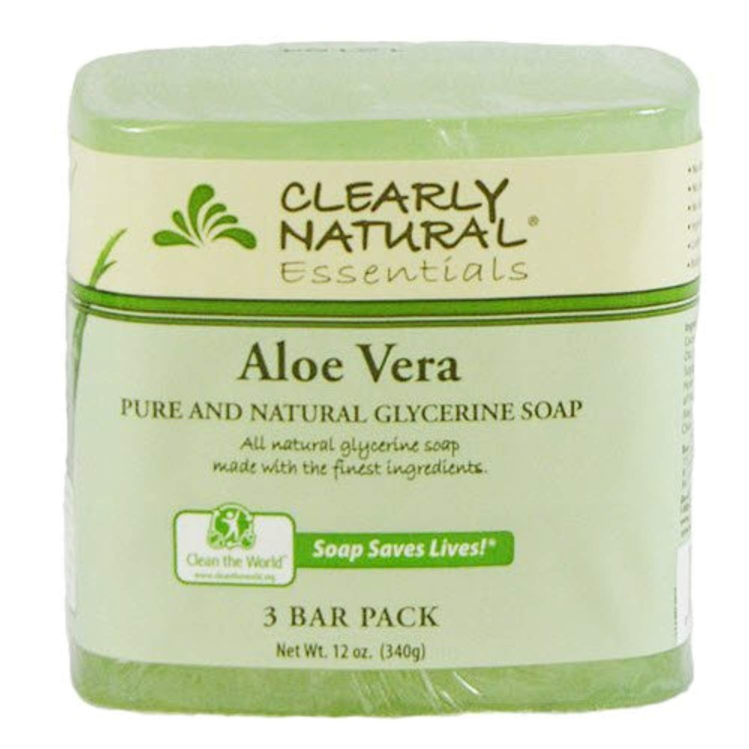 Clearly Natural Glycerine Bar Soap Aloe Vera 12 Oz Check This Awesome Product By Going To The Link At The Natural Bar Soap Aloe Vera Natural Aloe Vera