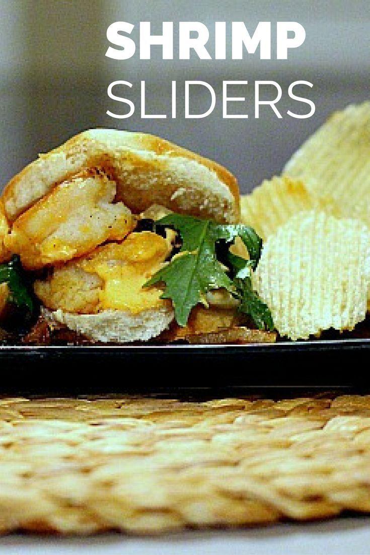 Shrimp Sliders With Sriracha Mayonnaise Recipe Slider
