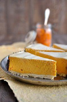 Honigkuchen mit Puddingcreme und karamellisierten Walnüssen - Rezept