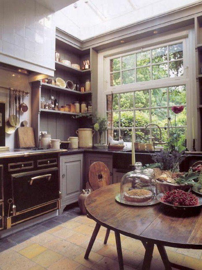 La Cuisine En Bois Massif En Beaucoup De Photos Dream Kitchen