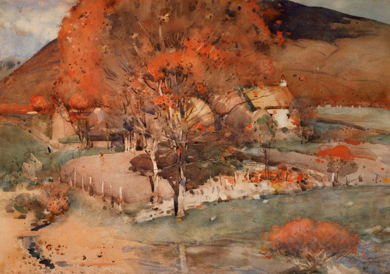 Arthur Melville Brig o' Turk, 1893