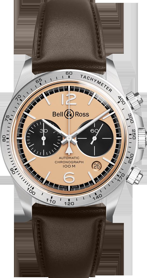 La Cote des Montres : La montre Bell & Ross Vintage Bellytanker - Bell & Ross va toujours plus loin dans sa passion pour les engins extrêmes
