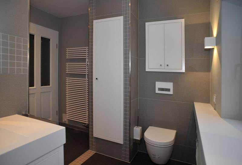 maßgefertigter Einbauschrank   Badezimmer beispiele ...