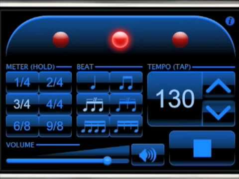 Tempo Metronome App for iPhone and iPod touch Blog for