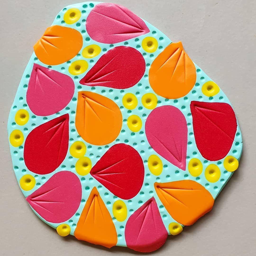 Stunning Polymer Clay Slab Ideas - Hey Lai