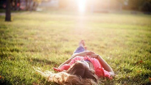 #Güneş #Kır