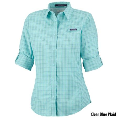 237360cb Columbia Womens Super Tamiami Long-Sleeve Shirt - Gander Mountain ...