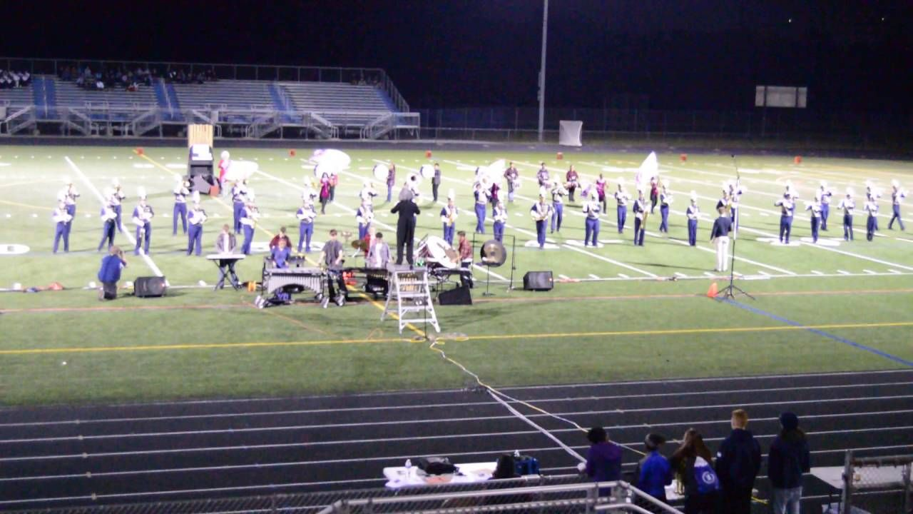 "Perry Hall High School 2016 Marching Band ""Decomposers"" -Reservoir High ..."
