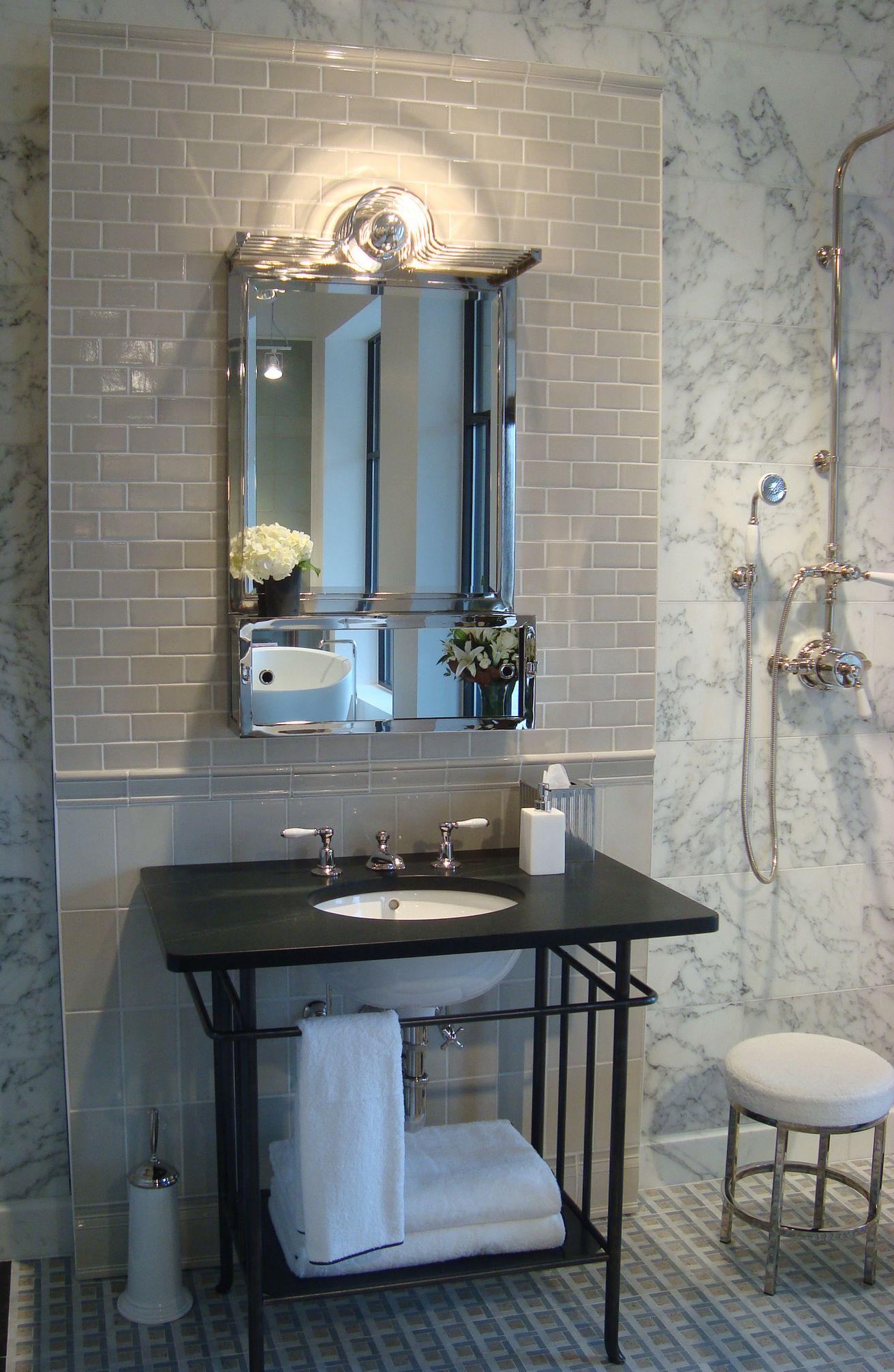 Bathroom Design Denver Simple Bathroom Display In The Denver Showroom  Denver Showroom Review