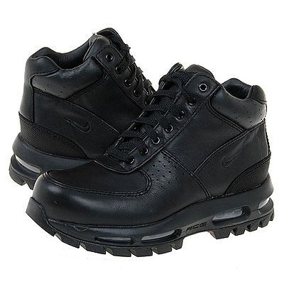 sports shoes 15a42 2fb2a Nike Air Max Goadome Gs Big Kids 311567-001 Black Acg Boots Shoes Youth Size  6.5