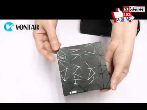 Product Impian: T95MAX Android 9 0 TV Box T95 MAX Allwinner