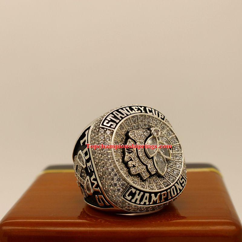 2015 chicago blackhawks nhl stanley cup championship ring
