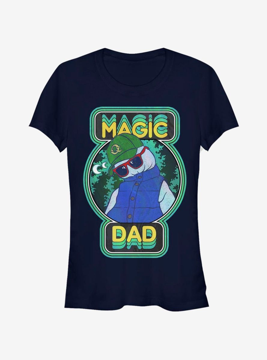 Disney Pixar Onward Wizard Dad Girls T-Shirt