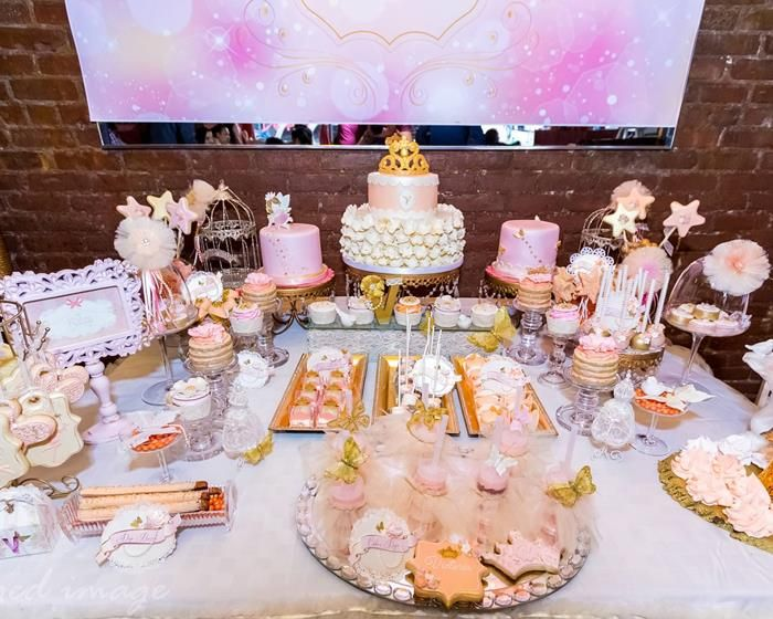 Enchanted Fairy Birthday Party Ideas