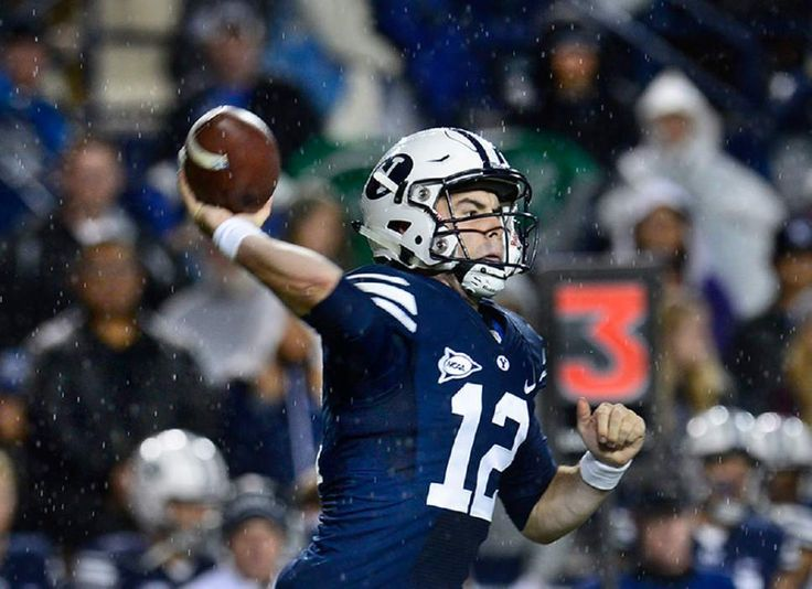 Kragthorpe: Mangum eludes curse and leads BYU over UConn ...