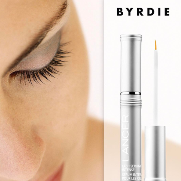20eda7c6217 Lash Serum Intense featured in @byrdiebeauty- This breakthrough serum,  formulated with advanced polypeptides and fortifying Biotin and Panthenol,  ...