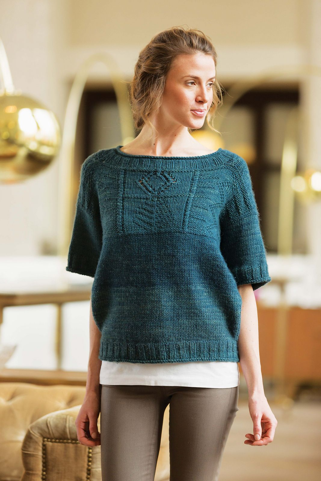 Ravelry: Eastbound Sweater by Courtney Kelley | Knit | Pinterest ...