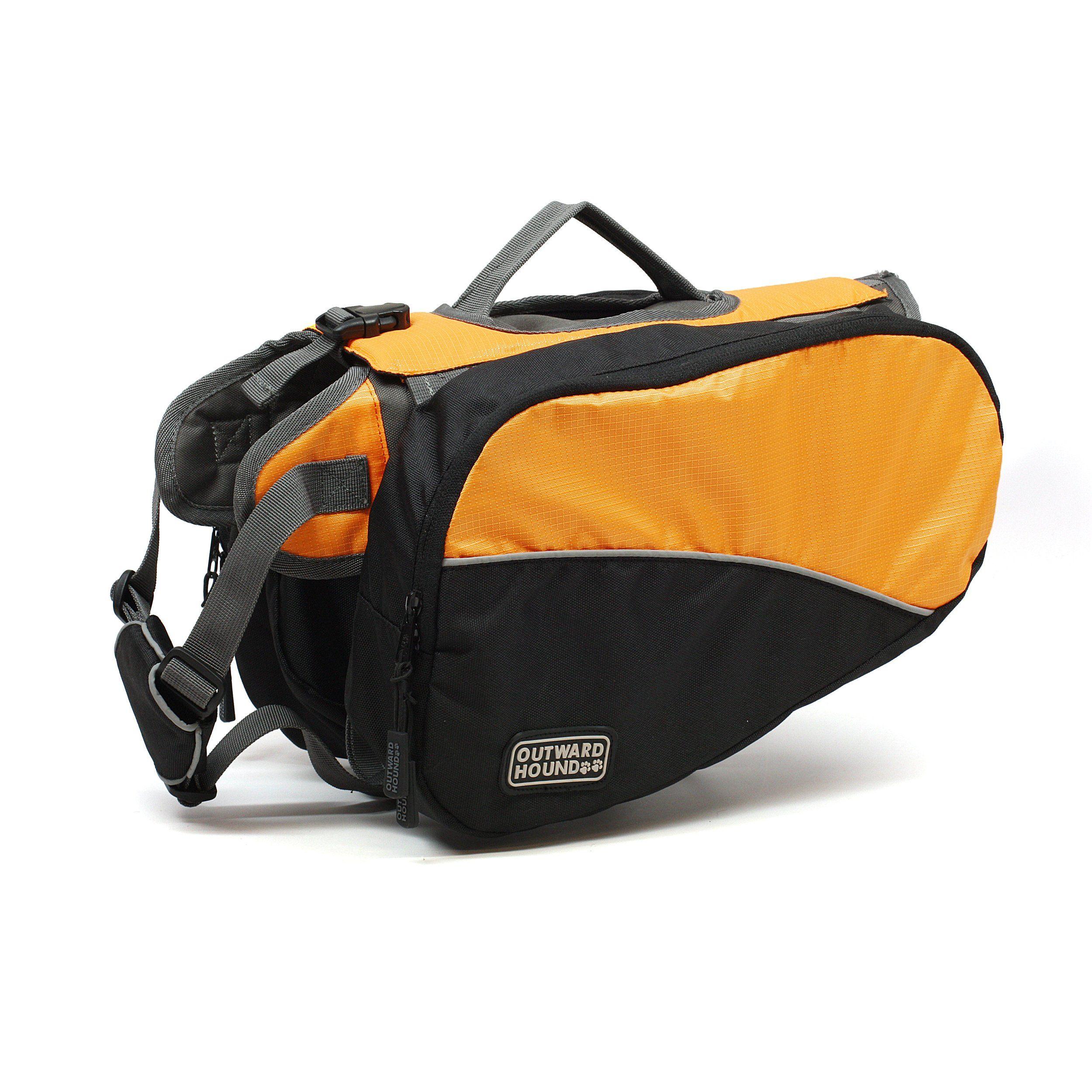Kyjen 2490 Dog Backpack Dog Pack Removable Saddlebag Style