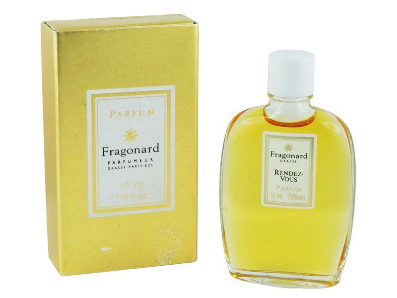 Fragonard Miniature Rendez Vous Parfum 10ml Cosmeticsfrench