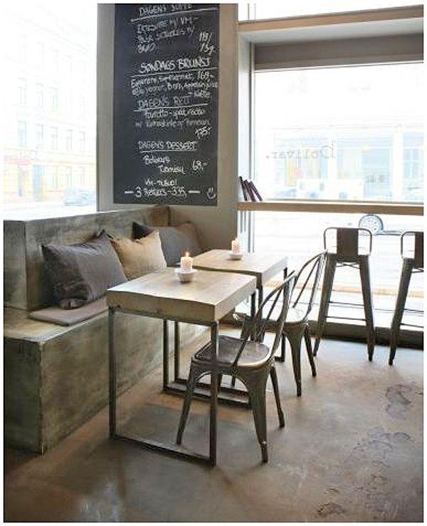 Paredes Pizarra Para Cocinas Decoración Del Hogar: Estudio De Interiorismo + Tienda