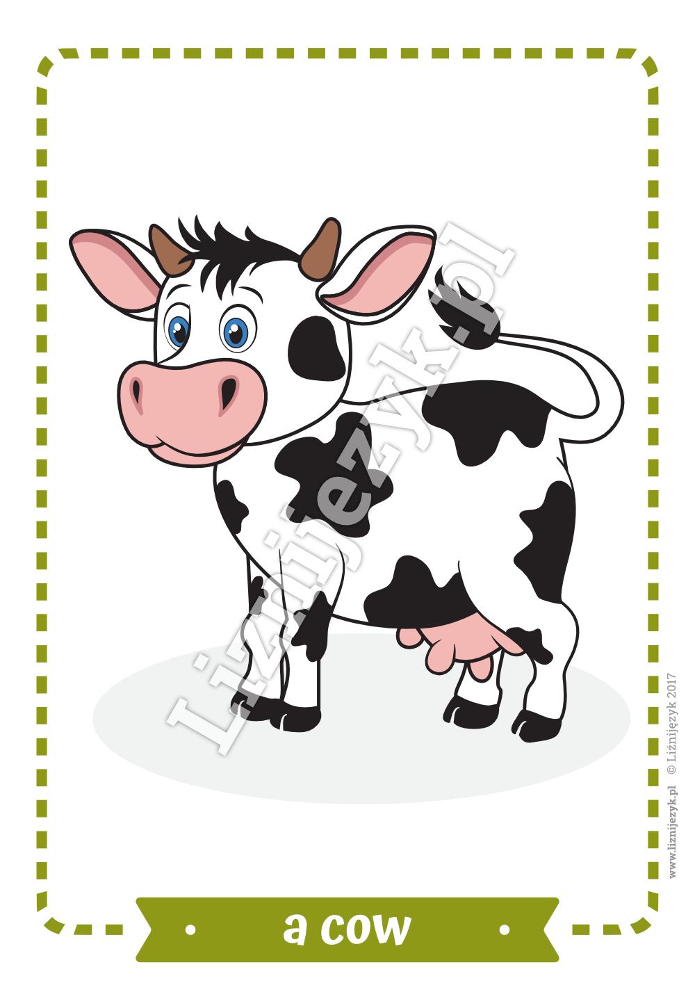 Farm Animals English Flashcards Для детей, Дети