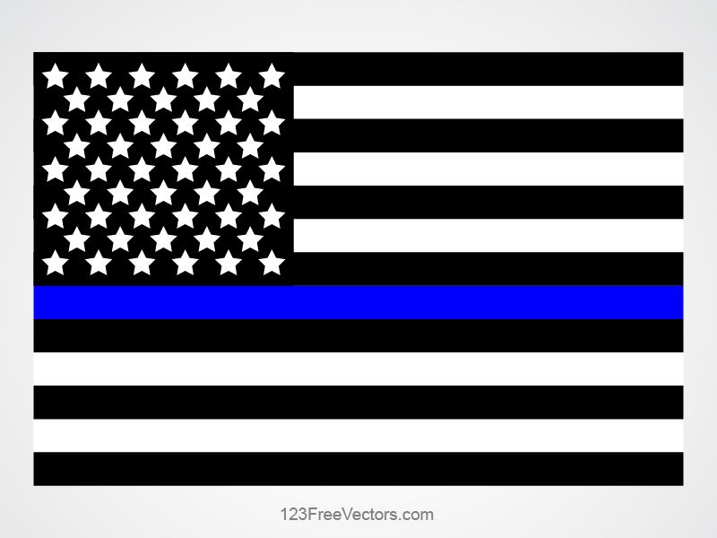 Blue American Flag American Flag Flag American