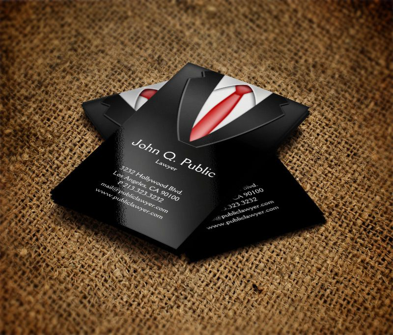 Black Suit Business Card by ~es32 on @deviantART | Business Cards ...