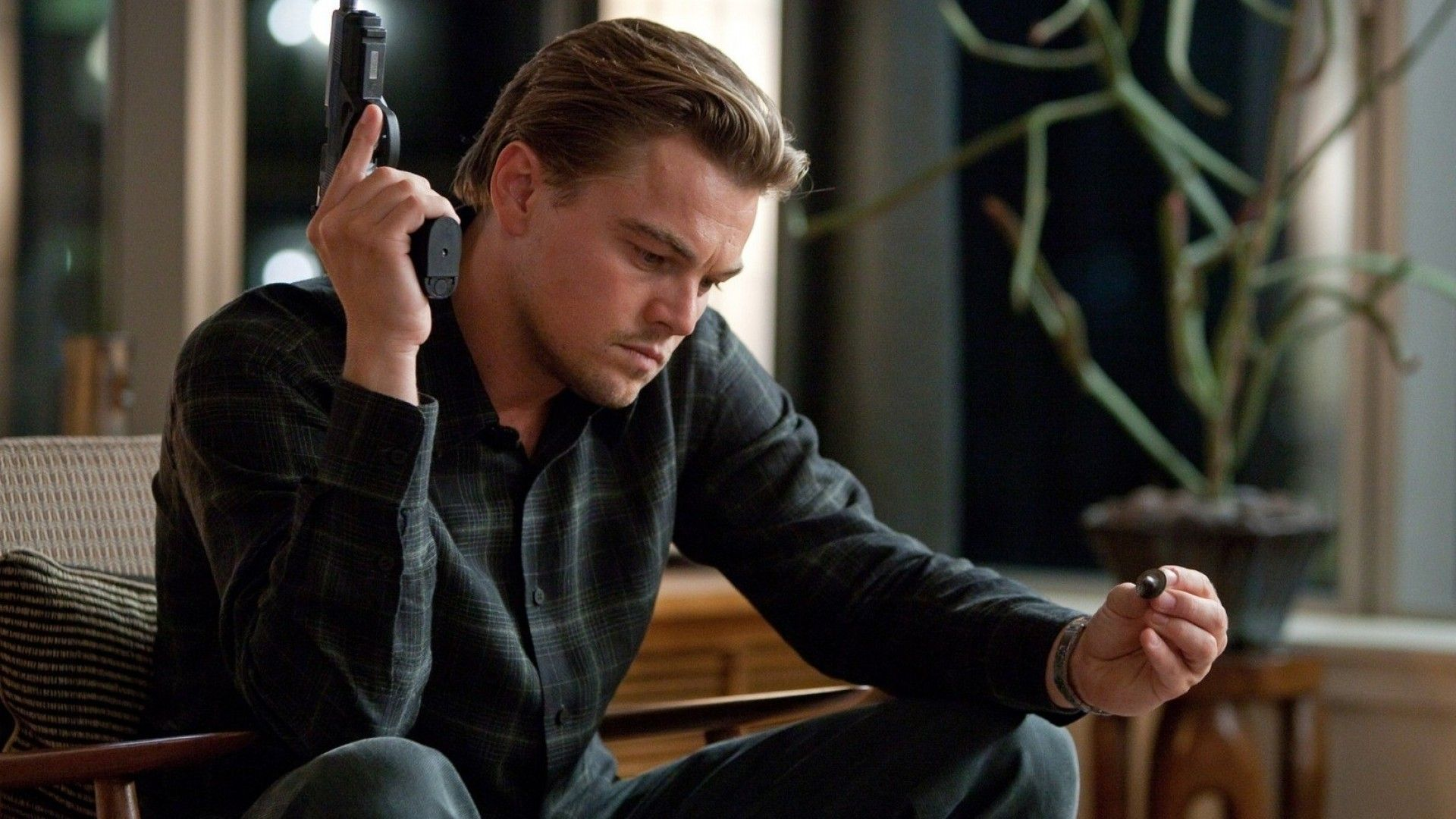 Inception Movie Trailer, Pictures &amp- News