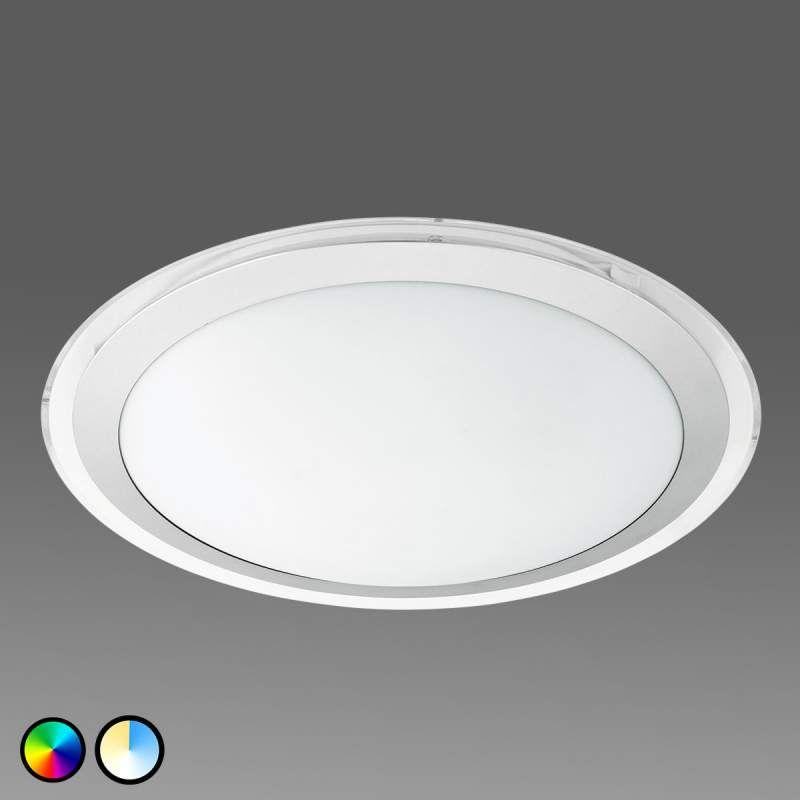 Eglo Connect Competa C Led Deckenleuchte Von Connect Deckenlampe Led Deckenleuchte Und Led Einbaustrahler