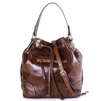 Leather - Womens Shoulder Handbag