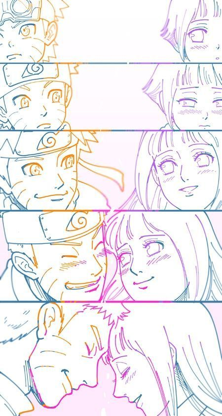 Photo of Growing up together. … – # grow up # together #narutowallpaper together out …