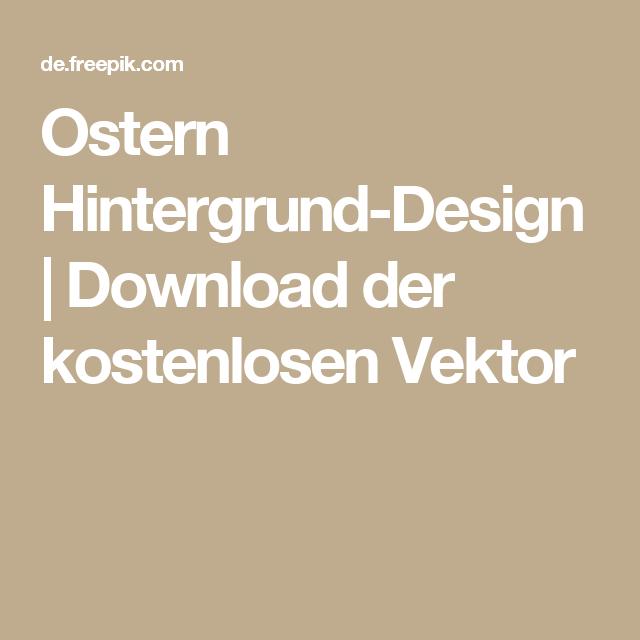 Hintergrund Designs | Ostern Hintergrund Design Download Der Kostenlosen Vektor