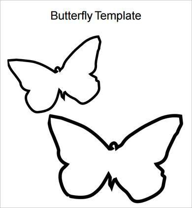 Sample Butterfly - 9+ Documents in PDF kssiphitea Pinterest